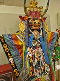Erlig Khan Costume