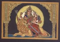 ejszaka, Durga