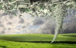Financial-disaster-money-as-a-tornado1