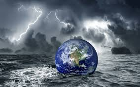 gömb a tengeren