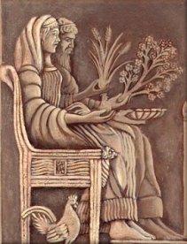 Hádész és Perszephoné