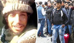 A terrorakció kitervelője amenekültekkel érkezett