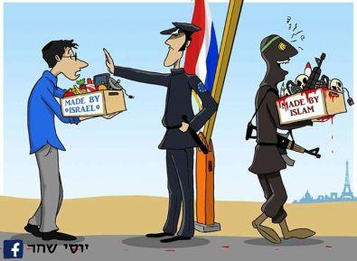 bojkott Israel