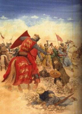 A keresztes háborúk története: http://www.historyofjihad.org/crusades.html