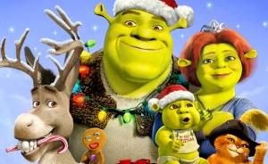 shrek karácsony