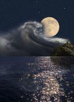 hold és hullám