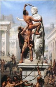 Barbárok Róma kapui előtt