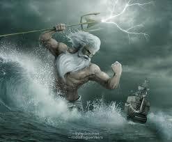 Neptun, tengeri vihar