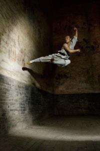 always do what u are afraid to do, shaolin