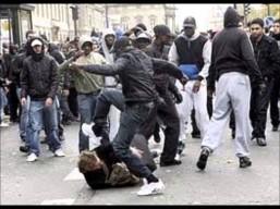 No - go zóna Marseillesben
