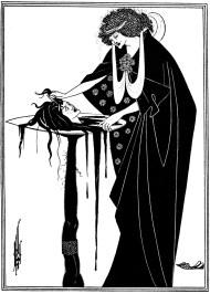 Salome, Aubrey Beardsley grafikája